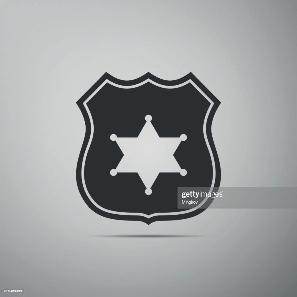 Free Download Of Police Badge Vector Graphics And Illustrations