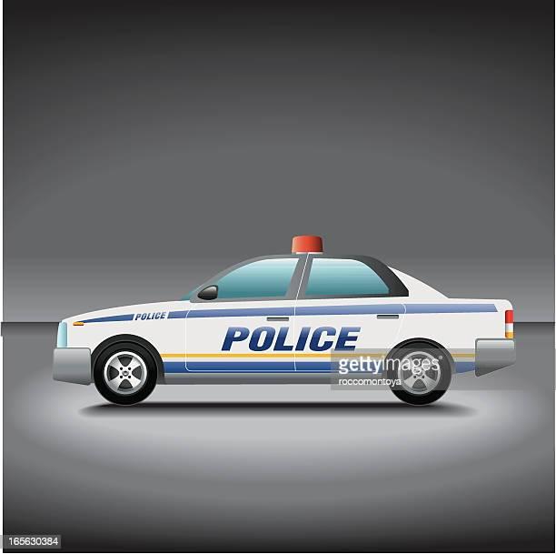 60 Top Police Car Stock Illustrations, Clip Art, Cartoons