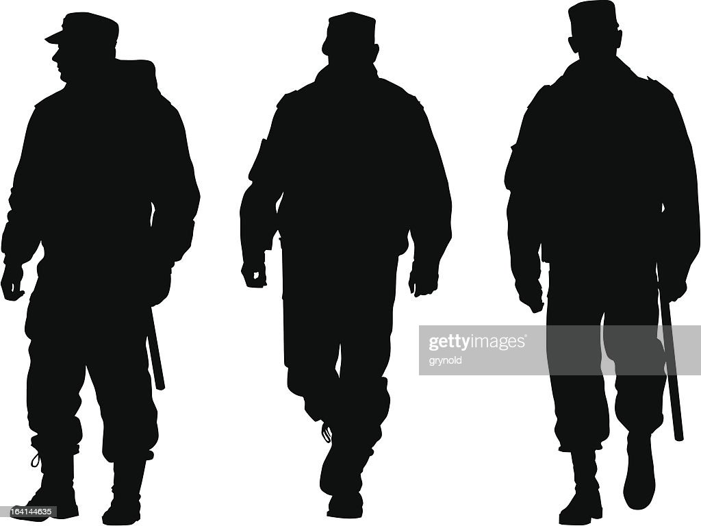 Police people