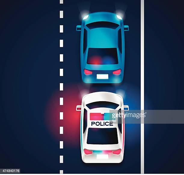 police traffic violation - denial stock illustrations, clip art, cartoons, & icons