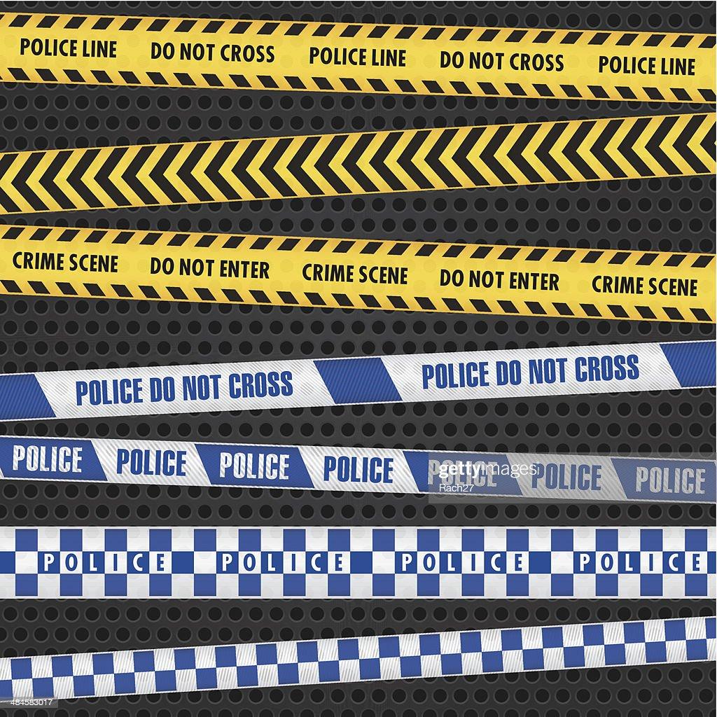 Police Warning Tapes