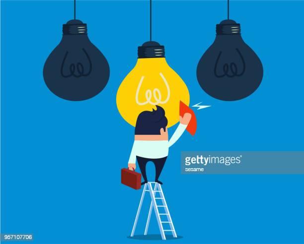 Polish the bulb