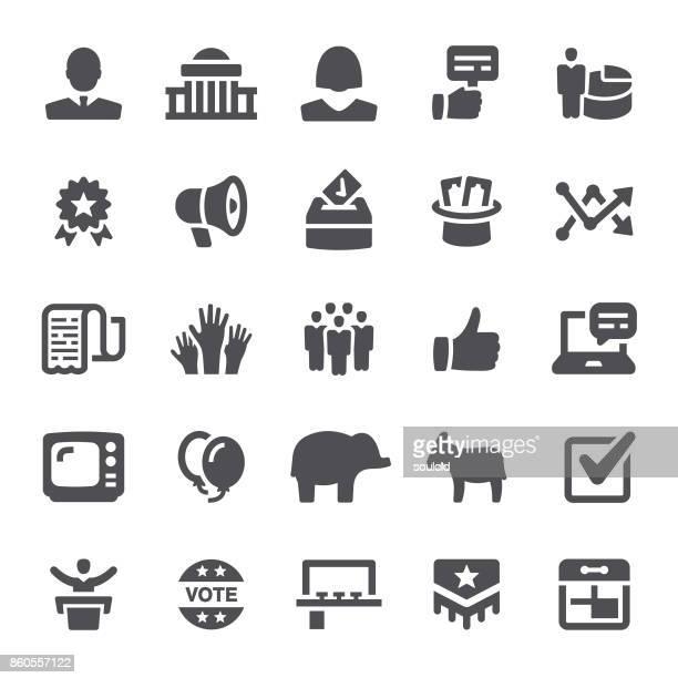 Politics Icons