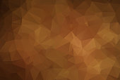 polygonal abstract background consisting of triangles. Polygon Abstract modern Geometric Triangle Background.