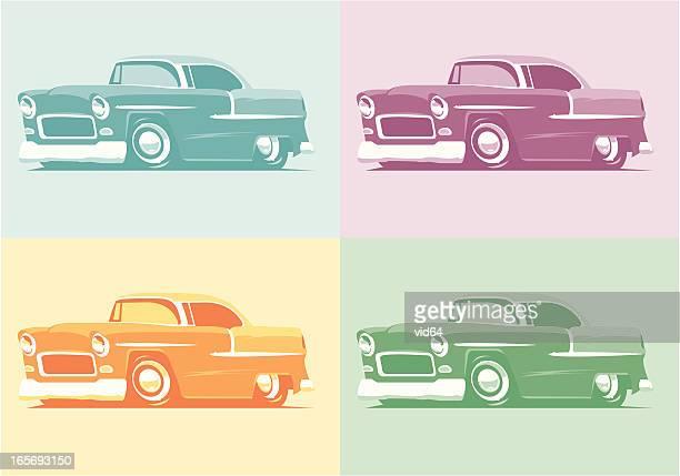 Arte Pop 55 Chevys