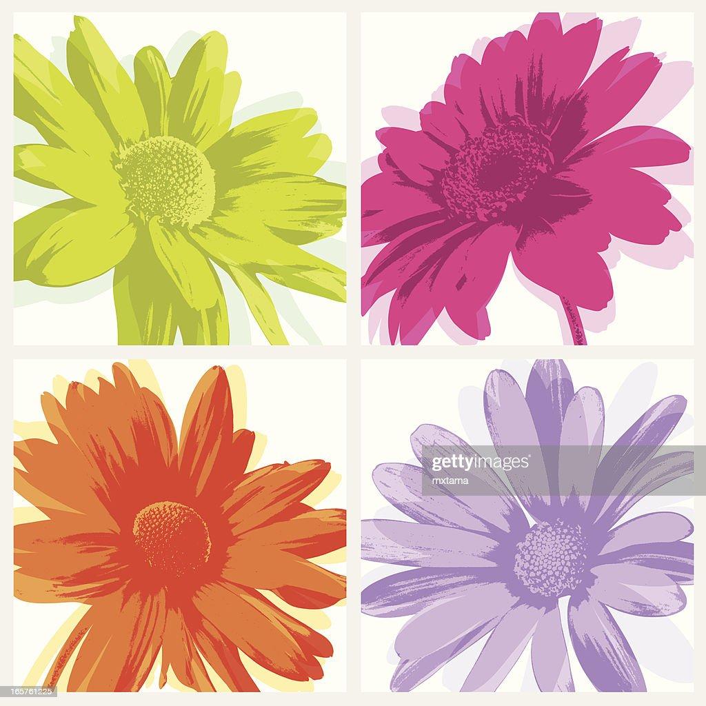 Pop Flowers