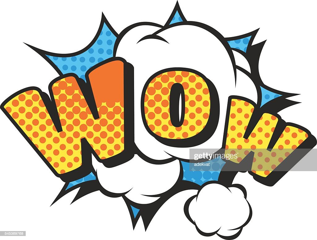 Popart comic speech bubble boom effects vector.