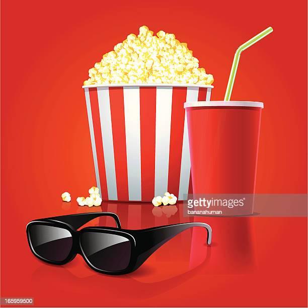 Popcorn and Soda Combo