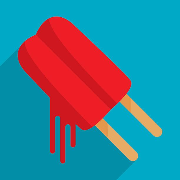 popsicle - ice cream stock illustrations
