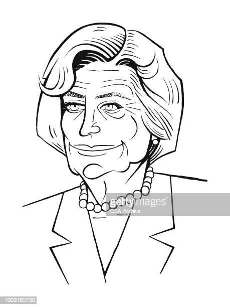 Portrait of a Busisnesswoman