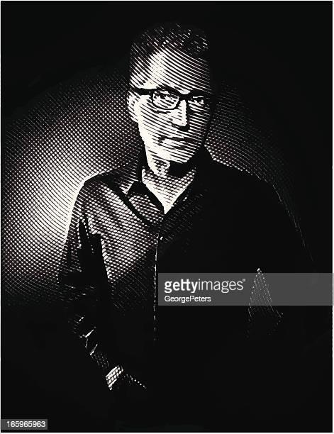 Porträt von Ernst Mann
