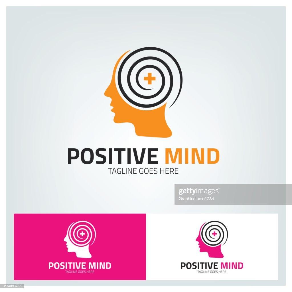 Positive mind vector