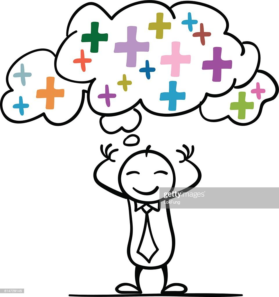positive thinking cartoon images cartoon ankaperla com think clip art free think clip art black and white image