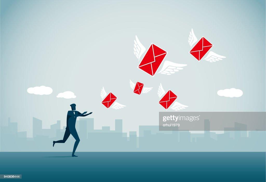post office : stock illustration
