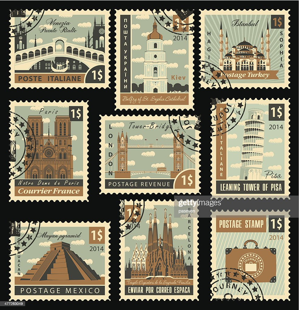 postage stamp city