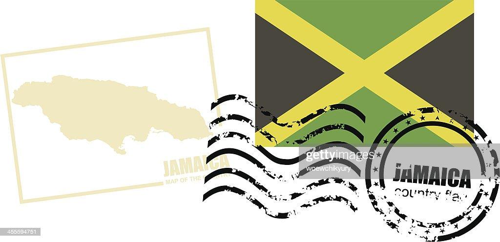 postage stamp Jamaica
