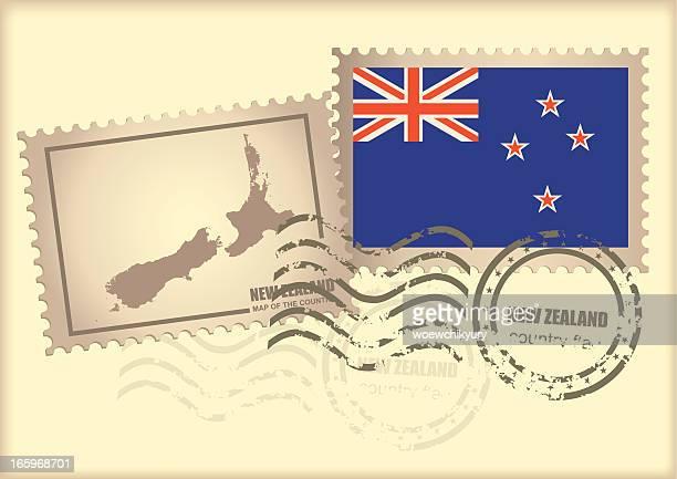 postage stamp New Zealand