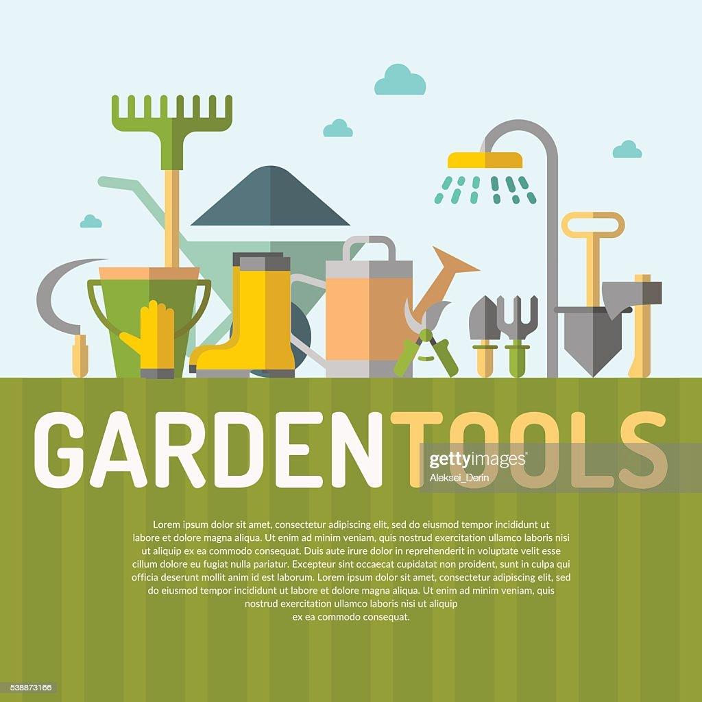 Poster of gardening.