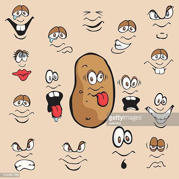 Potato Expressions