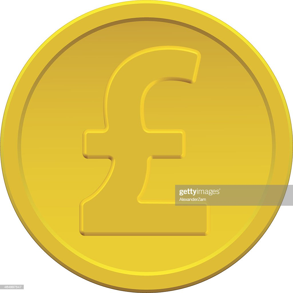 Pound sterling coin