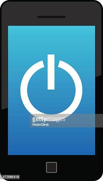 Power Button Smart Phone