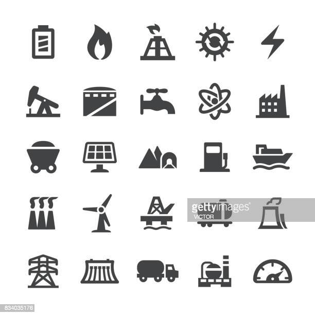 Power Generation Icons - Smart Series