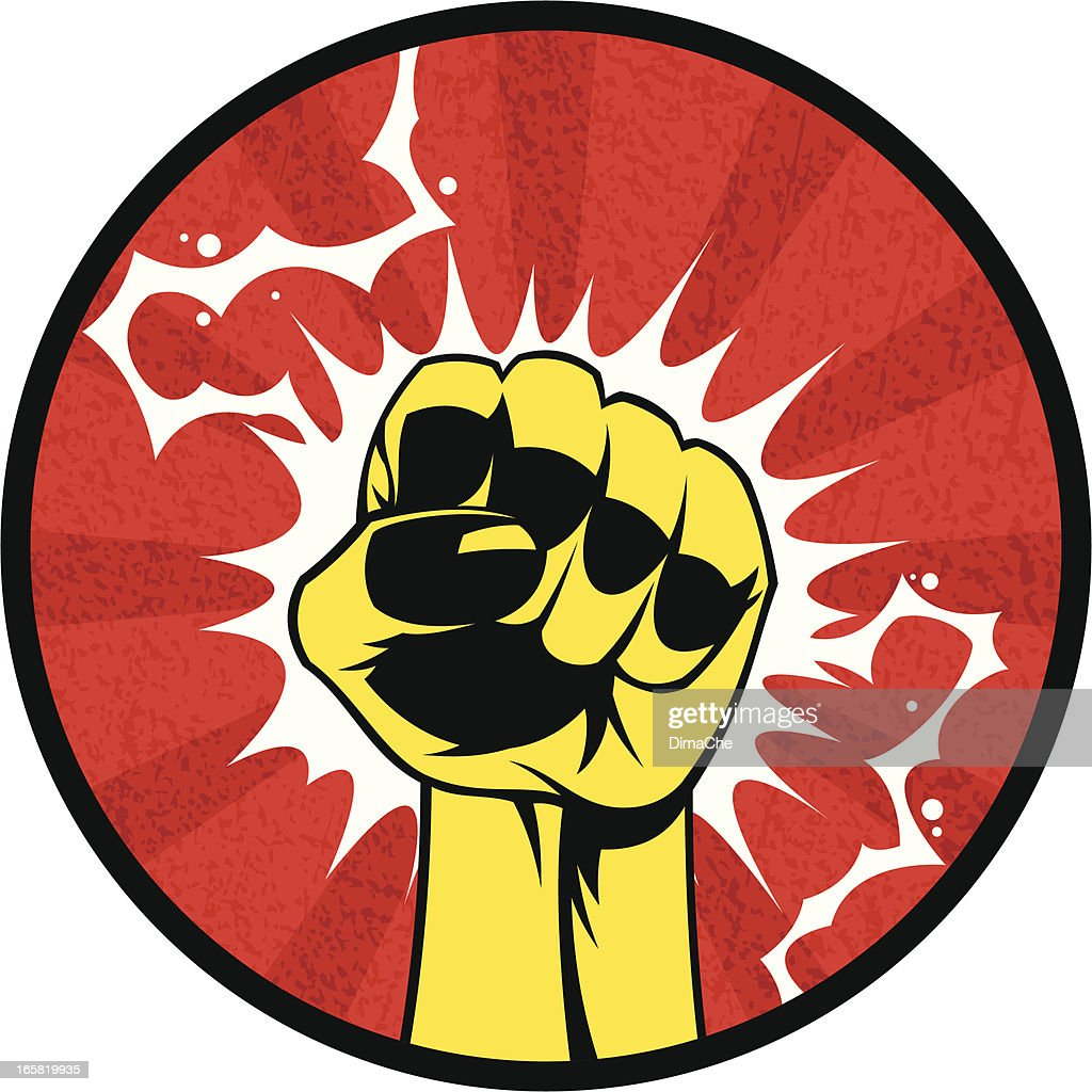 Power in fist