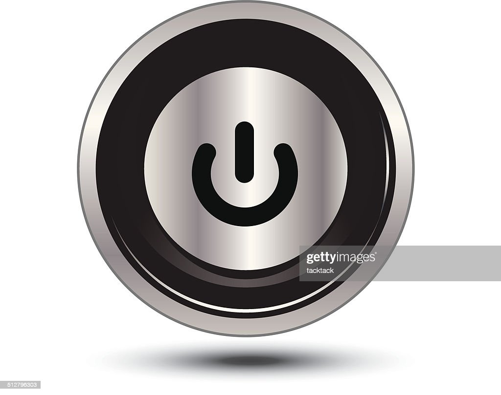power on and off  symbol
