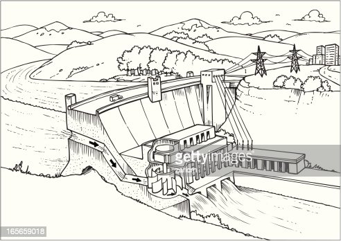Power Plant Vector Art Getty Images