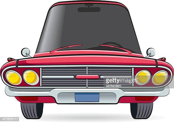 powerful american car