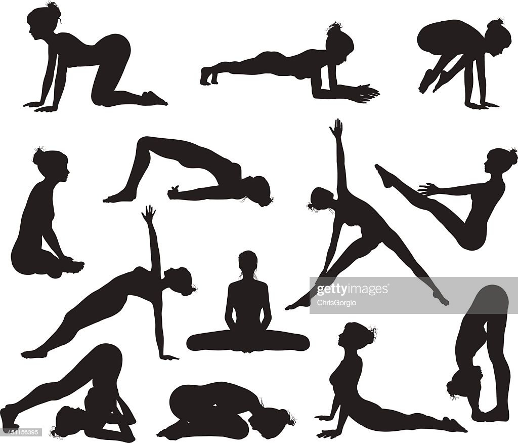 Practice yoga to feel better and to increase flexibility