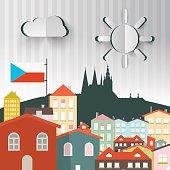 Prague Town - Czech Republic