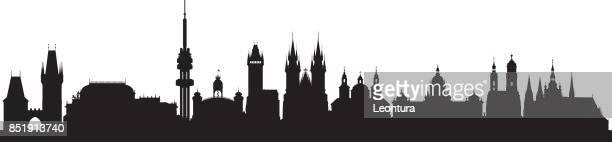 Prag (alle Gebäude sind fahrbar und Complete)