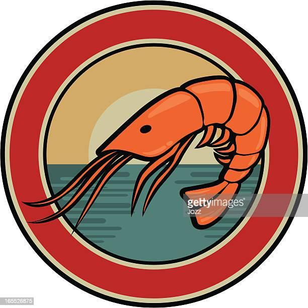 prawn emblem