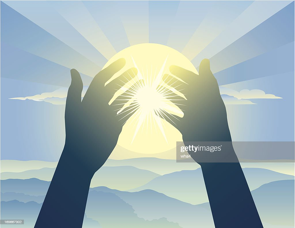 praying hands vector art | getty images