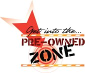 Pre Owned Zone Heading C