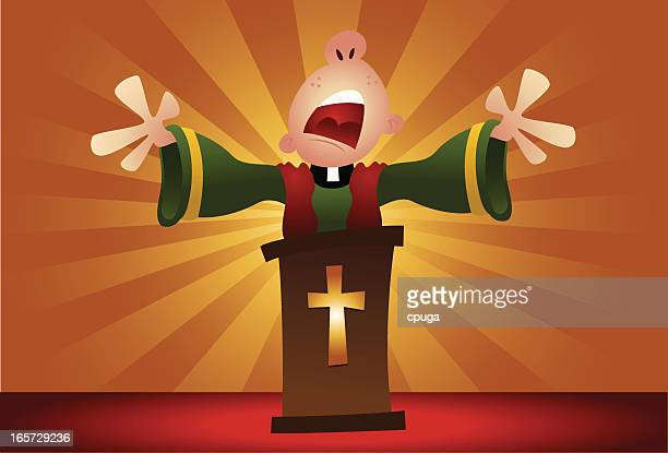 Preacher Praying