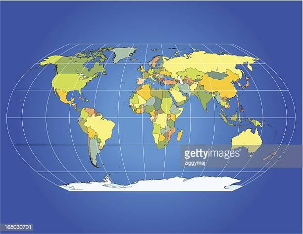 Precise World Map