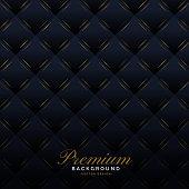 premium dark upholstery invitation pattern background