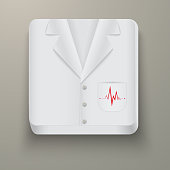 Premium Icon medical uniforms