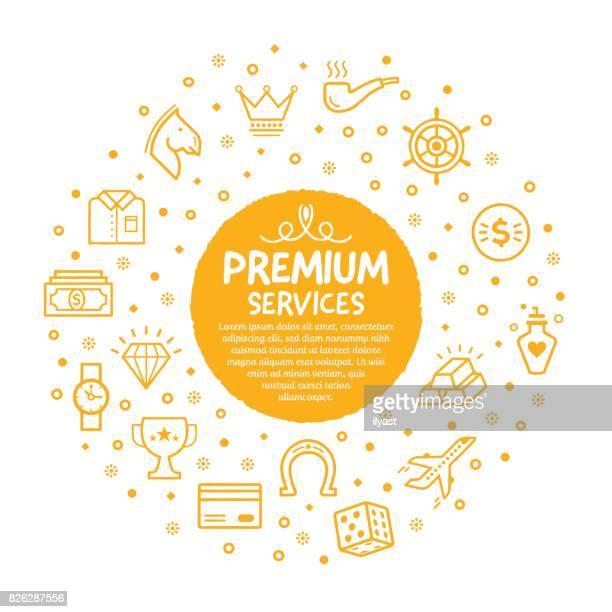 Premium-Services Poster