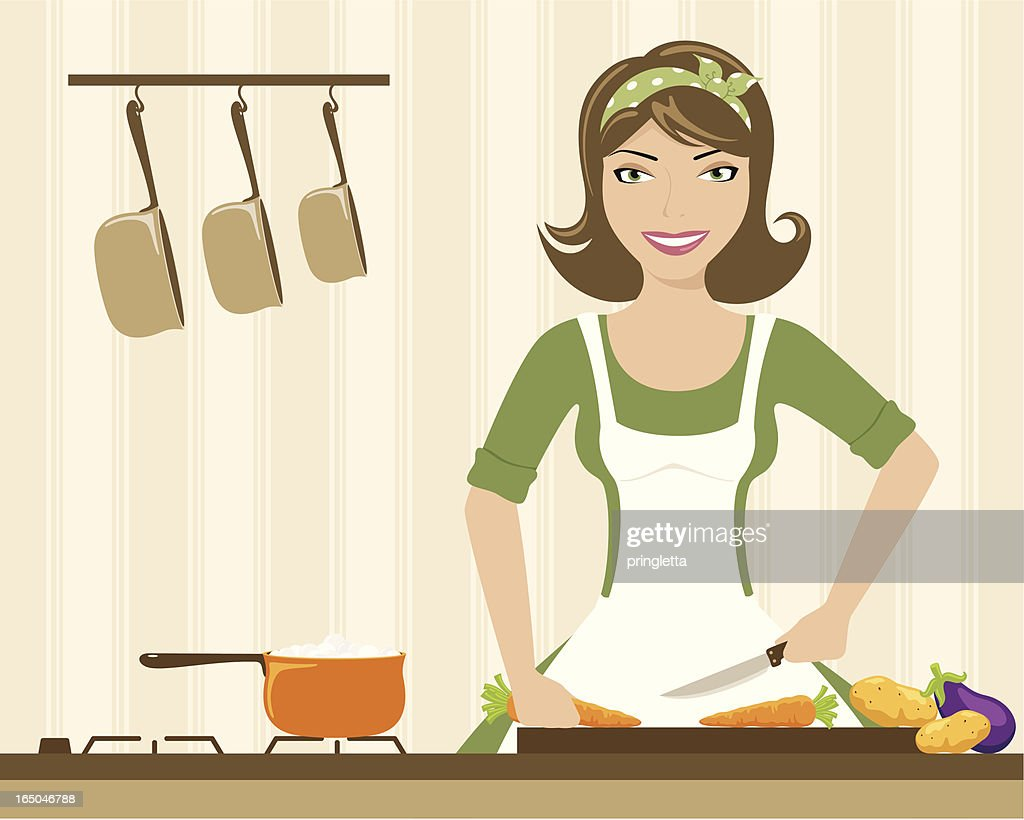 Preparing Dinner - incl. jpeg