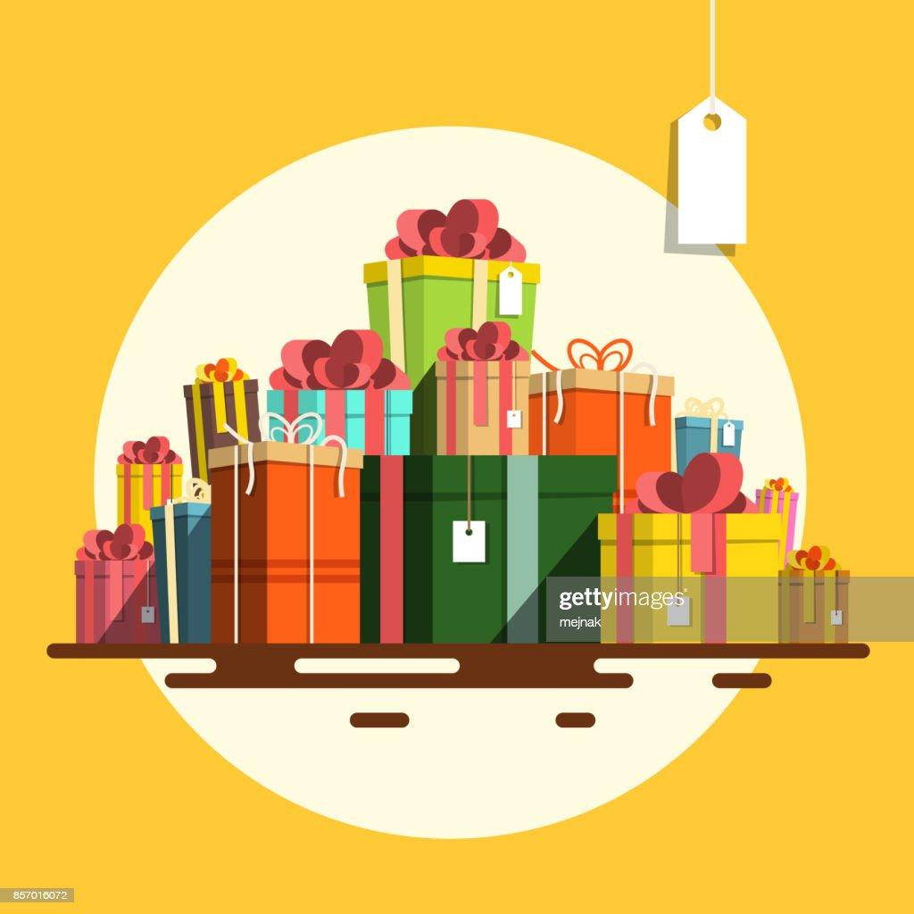 Present Boxes Heap