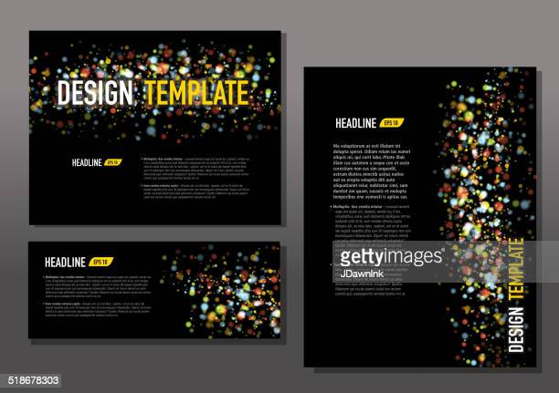 108 Powerpoint Template High Res Illustrations Getty Images