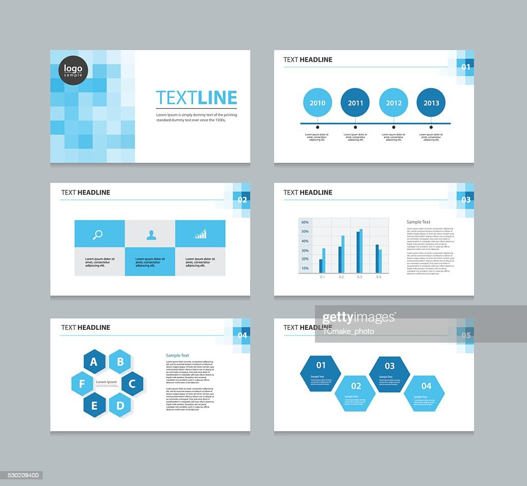 presentation template .