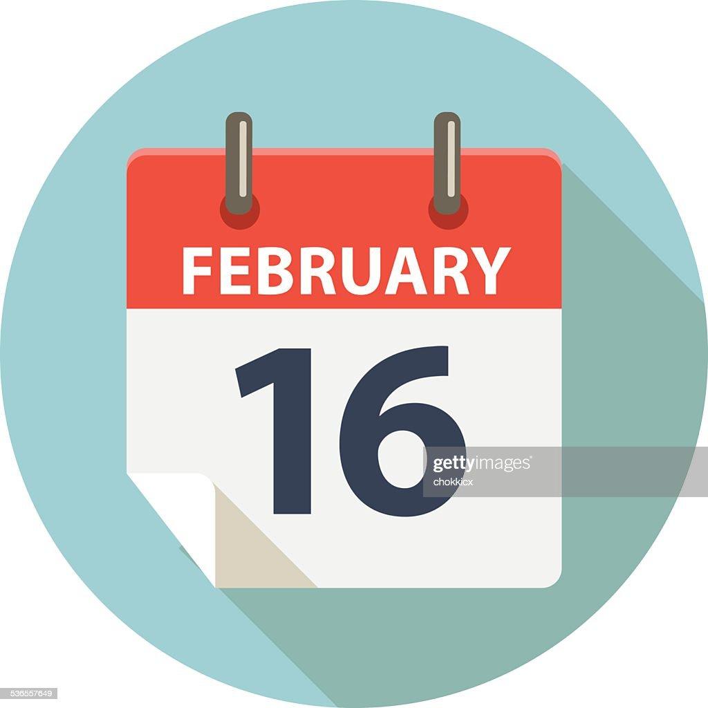 President Day calendar