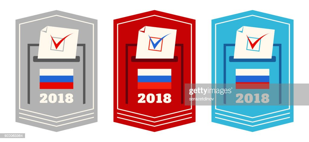 Presidential election in Russia.