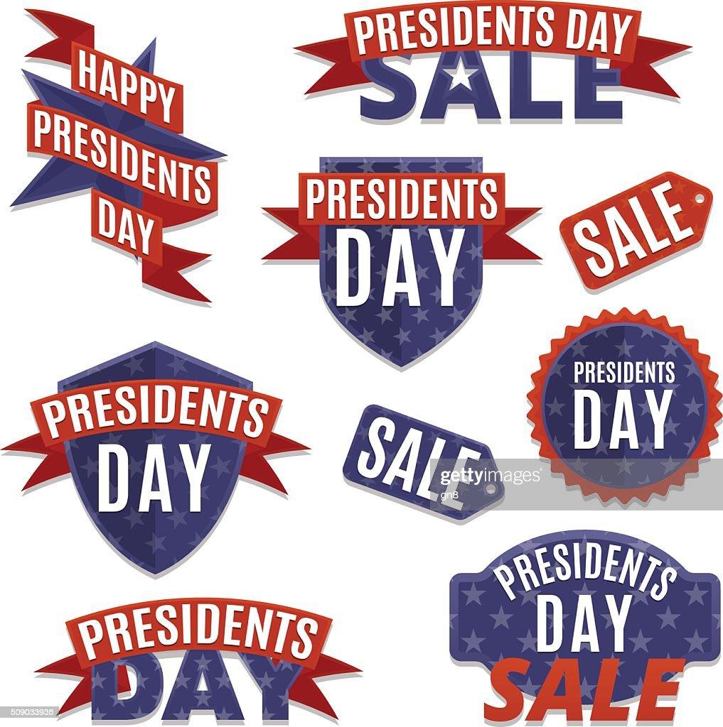 Presidents day set