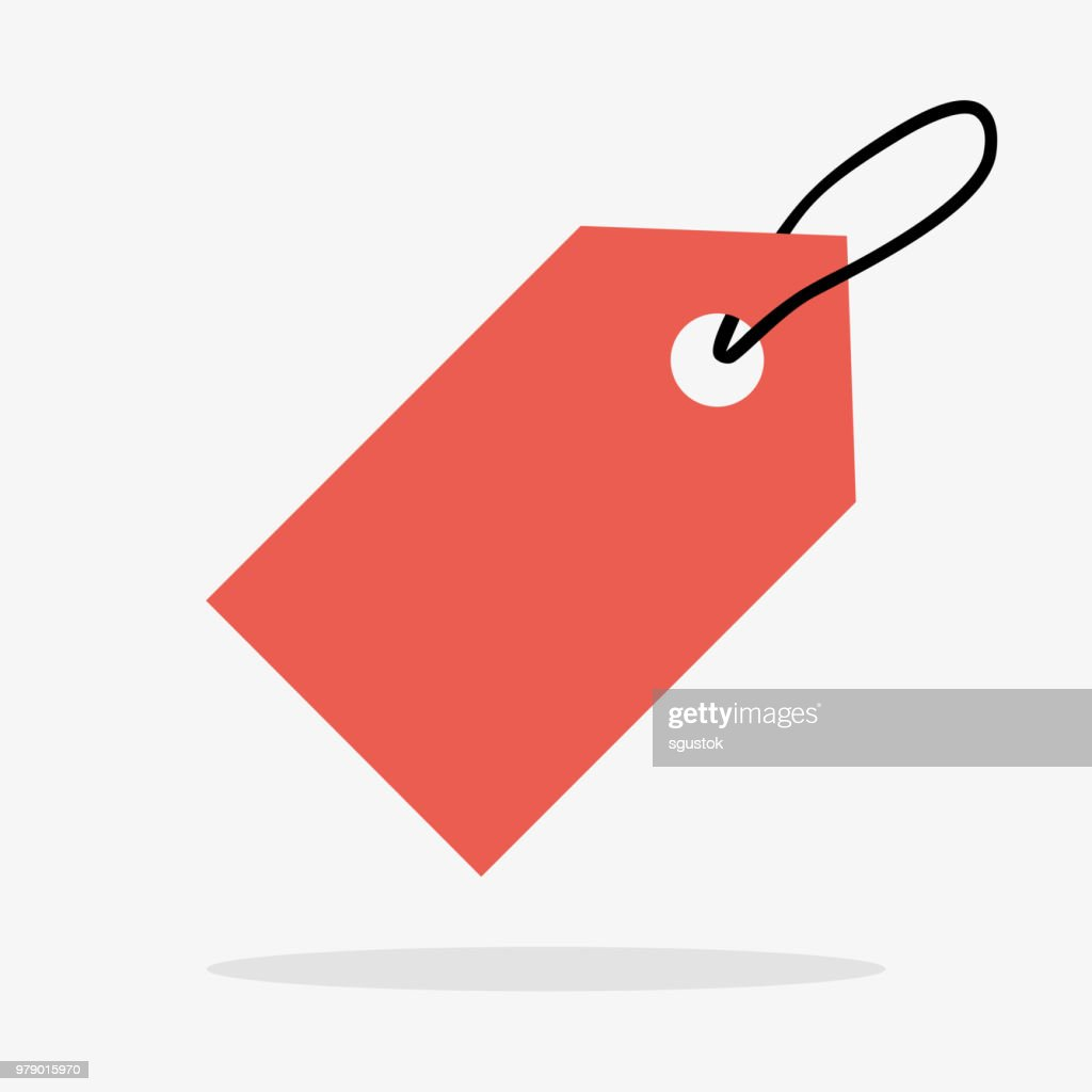 Price Tag Icon in Vector