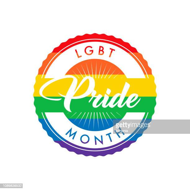 LGBT Pride Month Label
